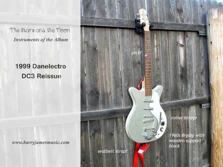 Danelectro DC3 reissue